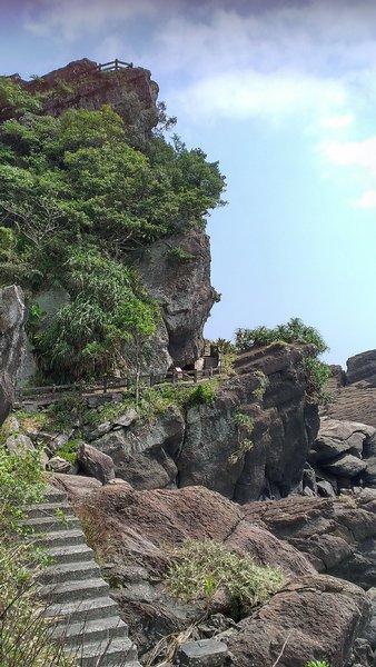 北關海潮公園單面山