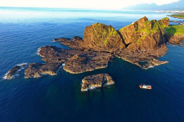 美麗三仙島