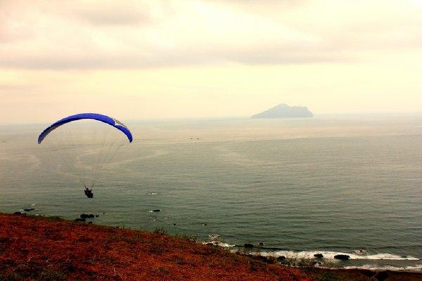 飛躍龜山島